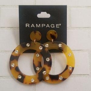 Rampage Earrings